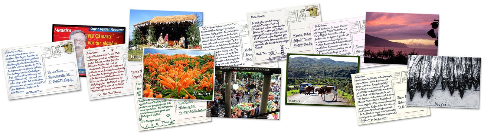 Madeira Reiseprojekt
