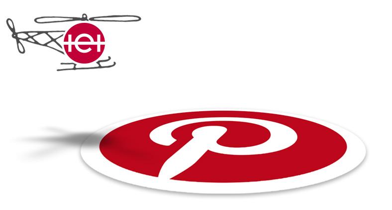 Die Werbeagentur TE + TE finden Sie auch auf Pinterest