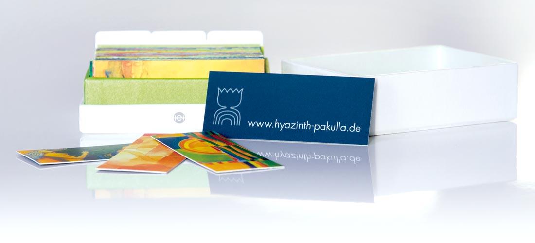 Art-Card für Hyazinth Pakulla aus Paderborn