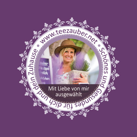 Sticker für Teezauber