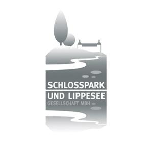 Schlosspark und Lippesee