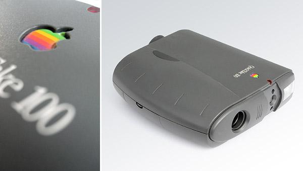 Digitalkamera mit 0,3 Megapixel
