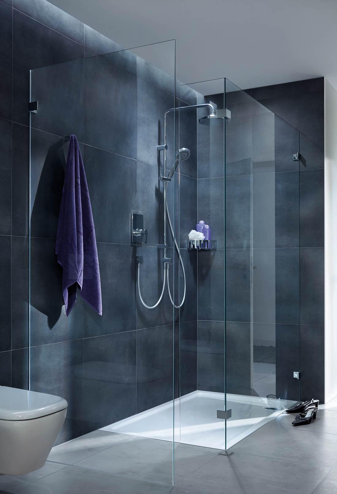 Duschabtrennung für Produkt-Katalog