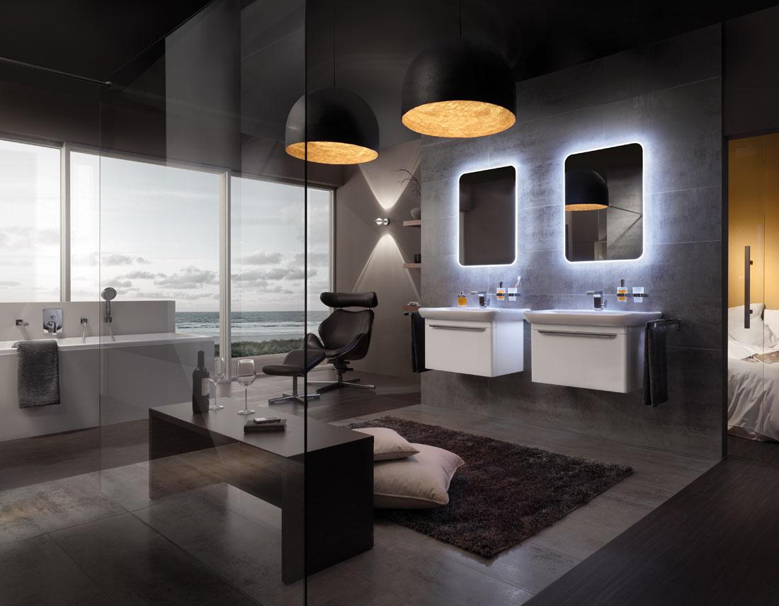 Fotografie für ein Bad-Magazin