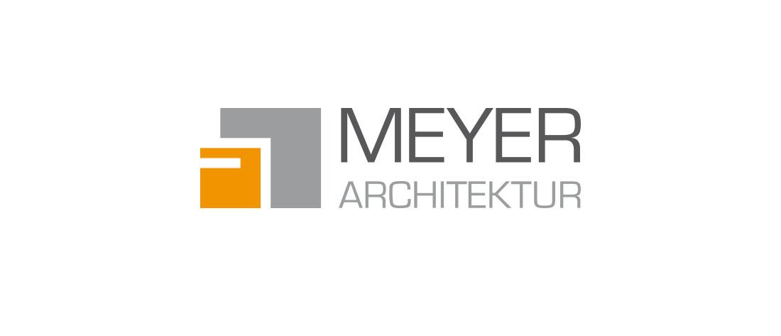 Beispiel eines Architekten-Logos