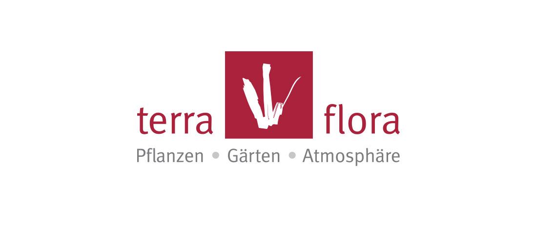 Logo-Design für Terra Flora aus Willebadessen