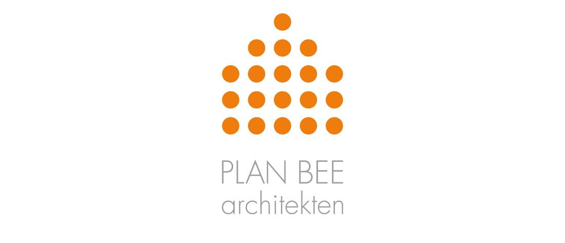 Wort-Bild-Marke für den Architekten Plan Bee aus Paderborn
