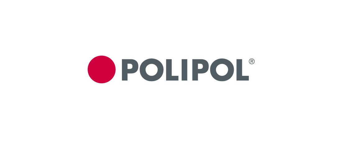Logodesign im Rahmen des Corporate Designs für Polipol.
