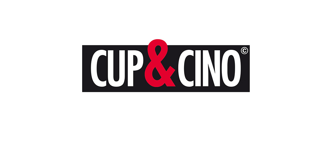 Design für das Produkt- und Firmen-Logo Cup&Cino aus dem Firmenverbund Epping