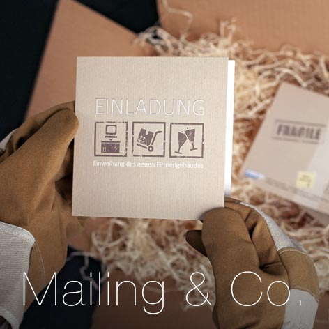 Mailing & Co.