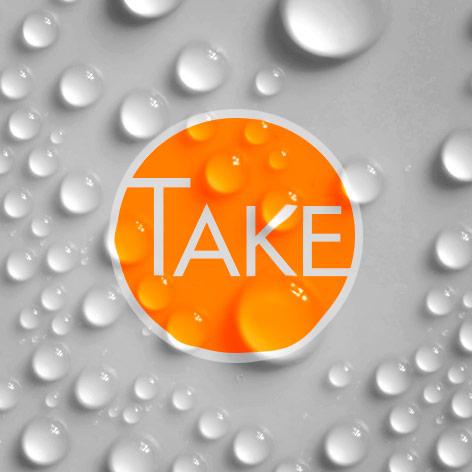 Logo der Eigenmarke TAKE