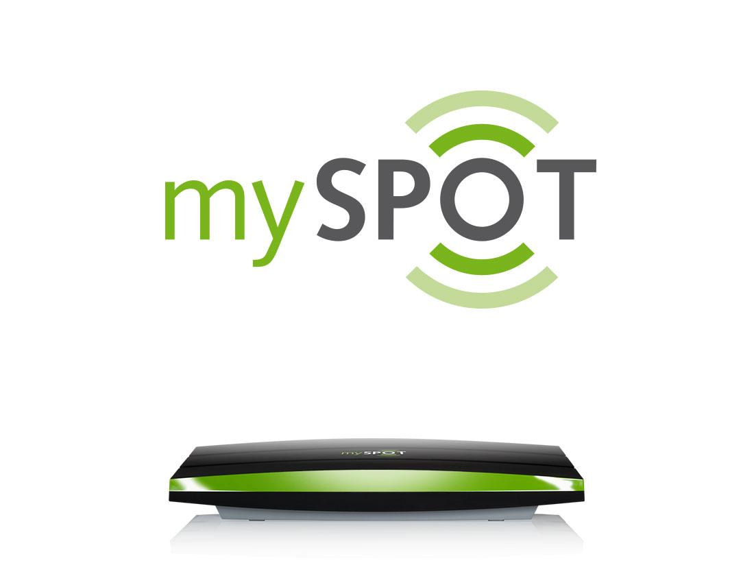 mySPOT Corporate Design