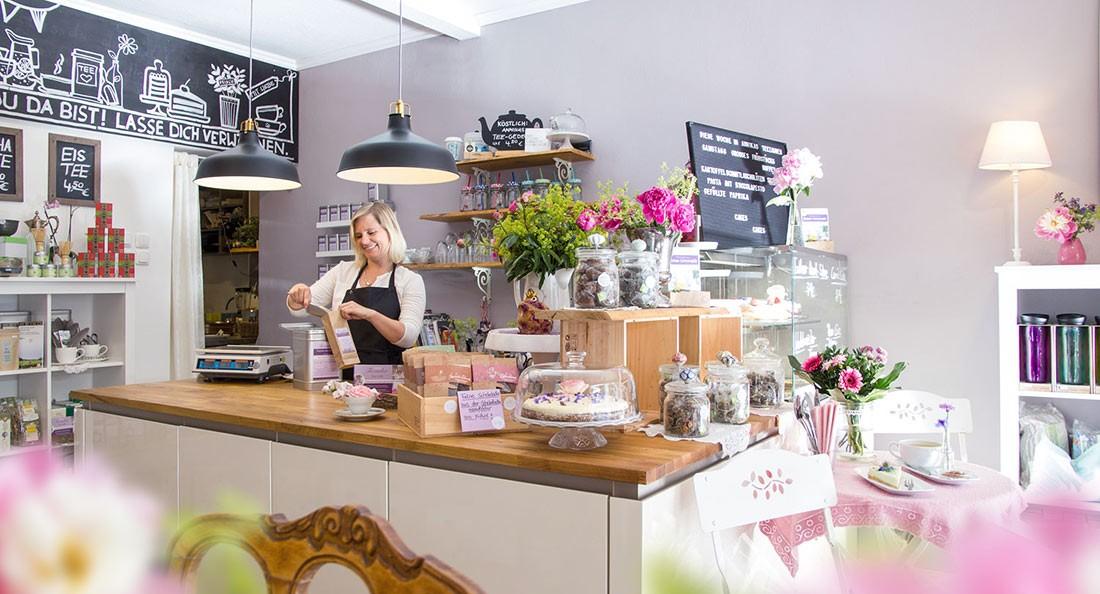 Teefachgeschäft in Paderborn
