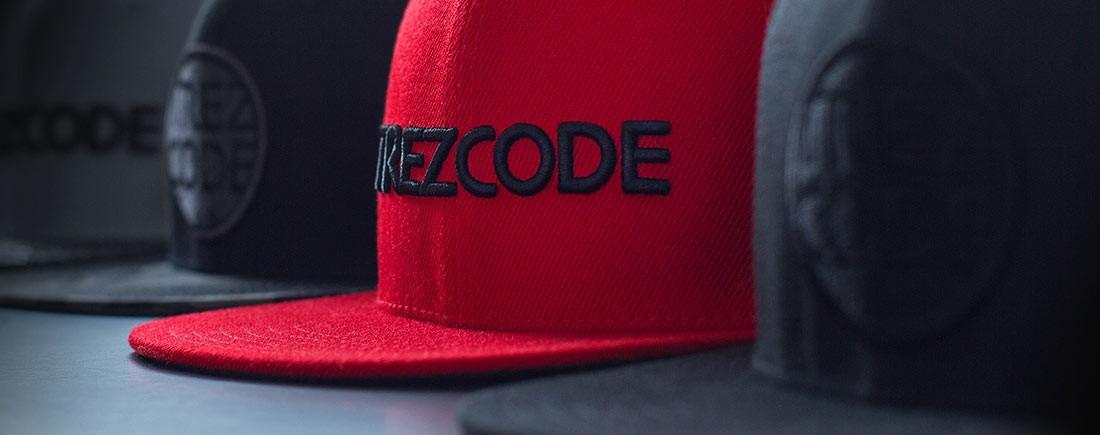 Produkt-Fotografie Headwear Trezcode