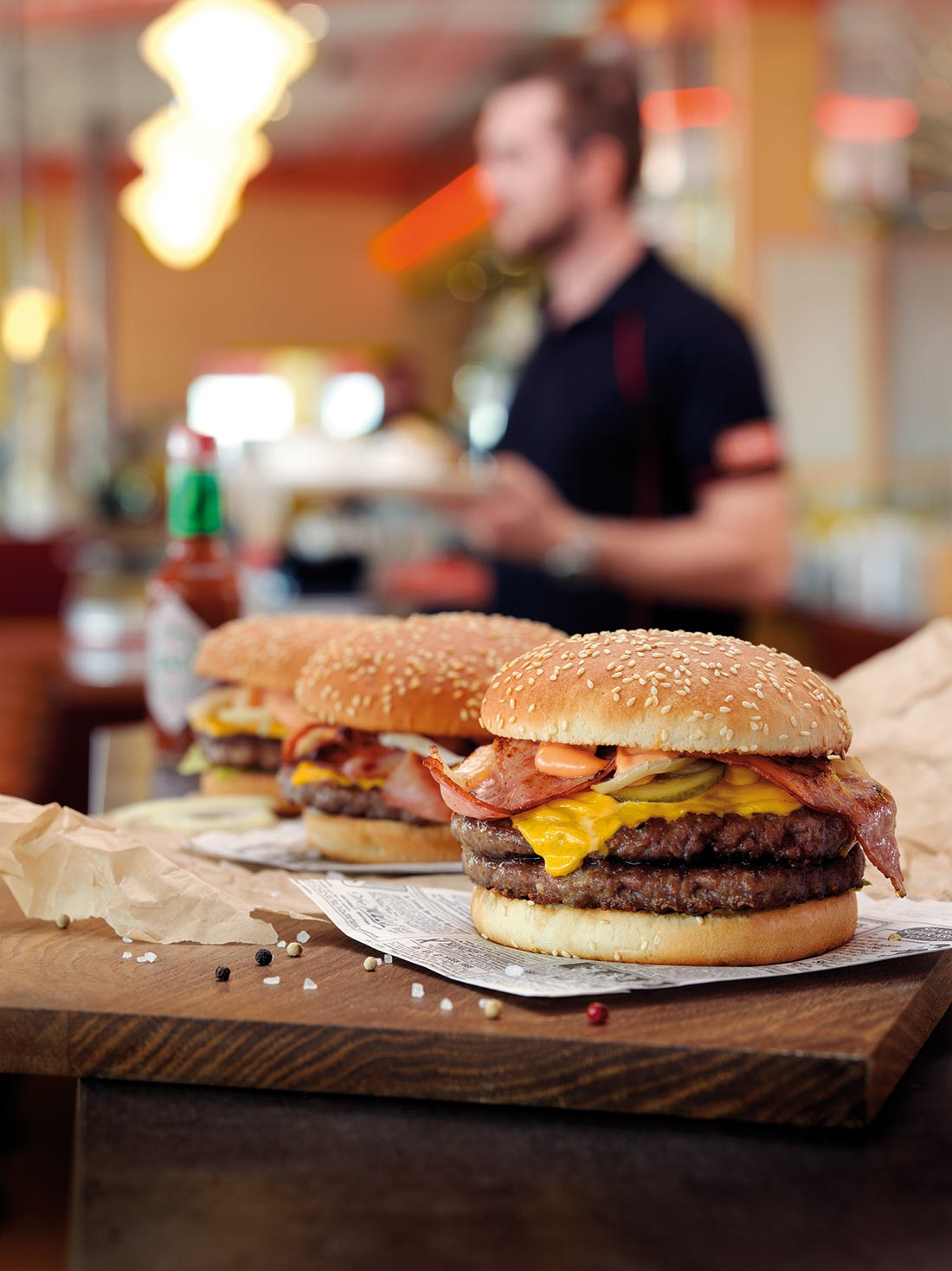 Appetitanregende Fotografie